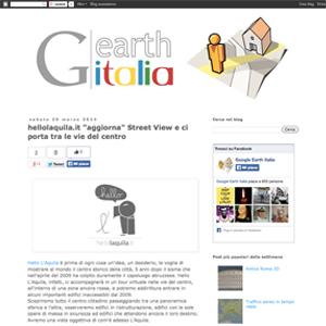 Screenshot Googleearthitalia