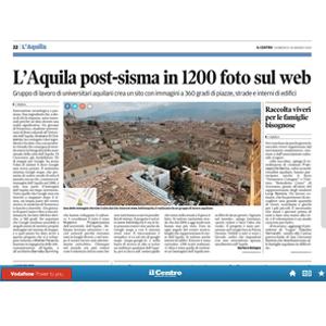 Screenshot Il Centro