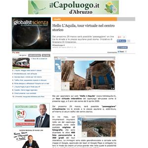 Screenshot Il Capoluogo